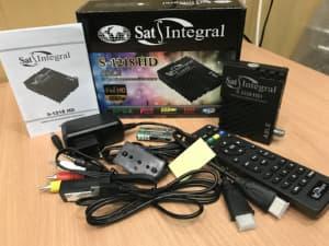 Спутниковый ресивер Sat-Integral S-1218 HD Able