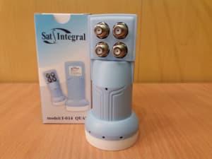 Конвертер Sat-Integral T-014 QUAD