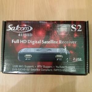 Спутниковый ресивер Satcom 4110 hd