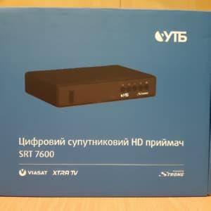 Цифровой спутниковый HD ресивер STR 7600