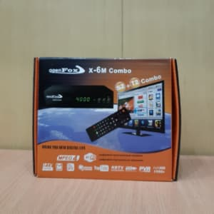 Комбинированный ресивер Opefox X-6m Combo
